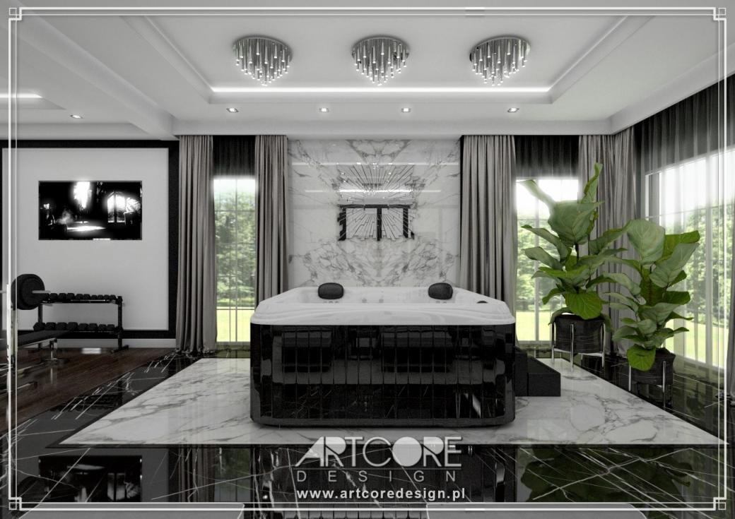spa w domu luksusowe